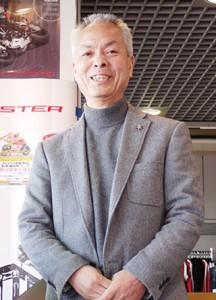 株式会社-鈴木モータース 会長-鈴木誠一さん