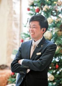 那須高原ミッシェルガーデンコート 支配人-鈴木-成太朗さん