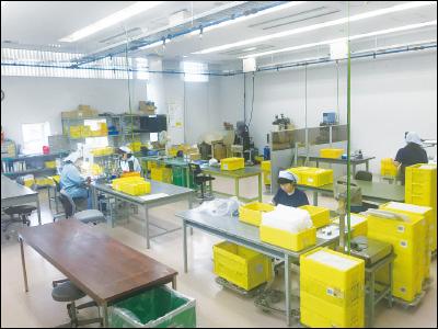 有限会社 横川紙工業【製造部品のピッキング作業】の求人情報