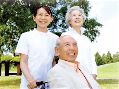 デイサービスセンター咲楽【介護職・生活相談員】の求人情報