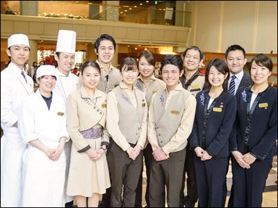 ホテルエピナール那須【宿泊フロント】の求人情報