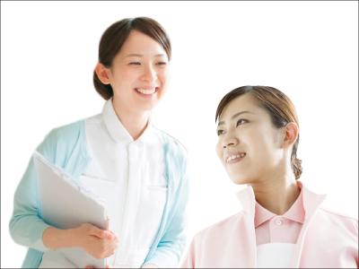 和花にしなすの【看護職員(パート)】の求人情報